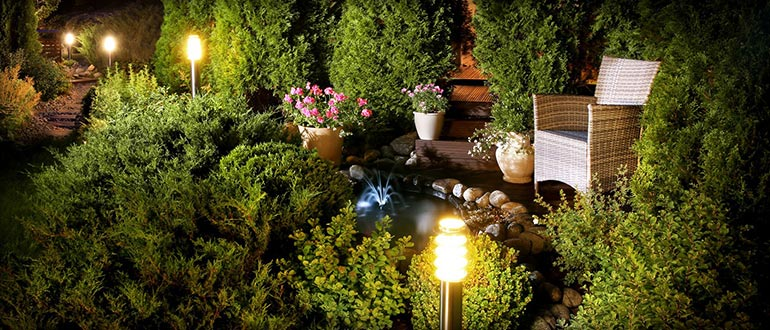 Landscape Lighting Ventura County, CA
