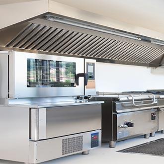 Restaurant Kitchen Appliance Circuits